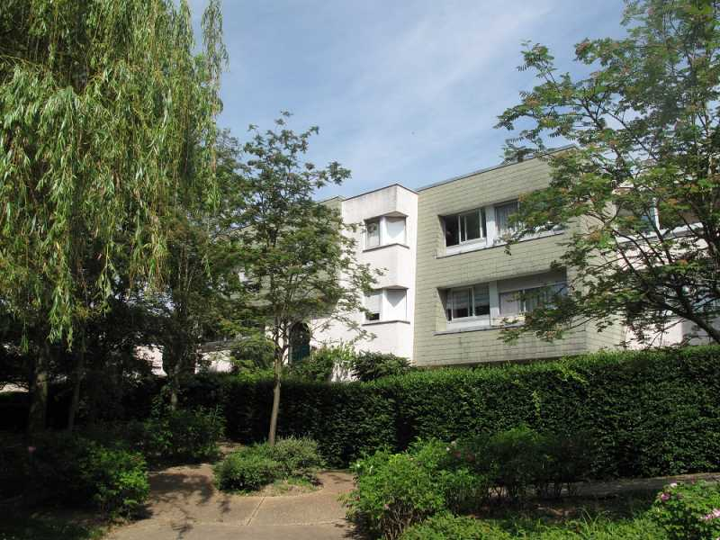 appartement F4 en duplex
