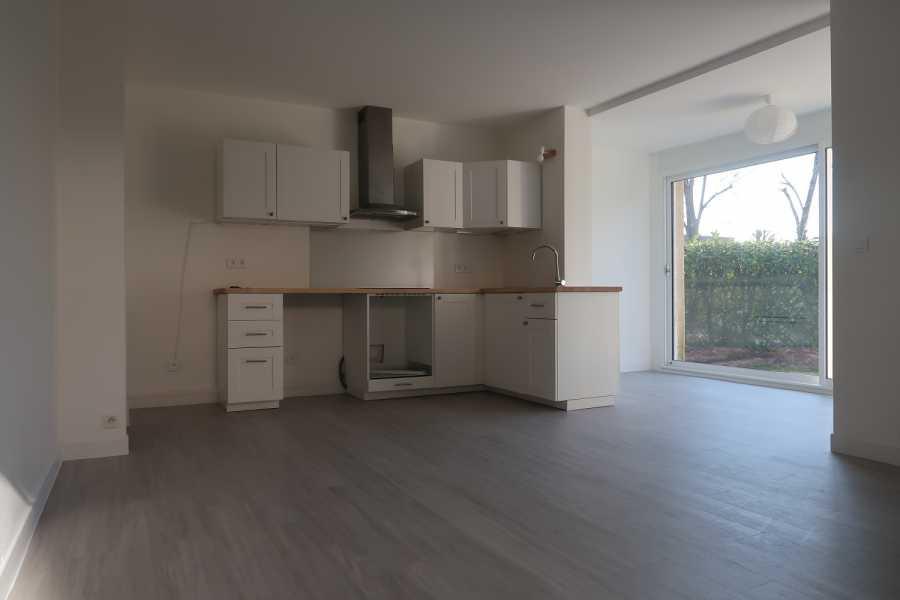 Appartement de type F3 RDC
